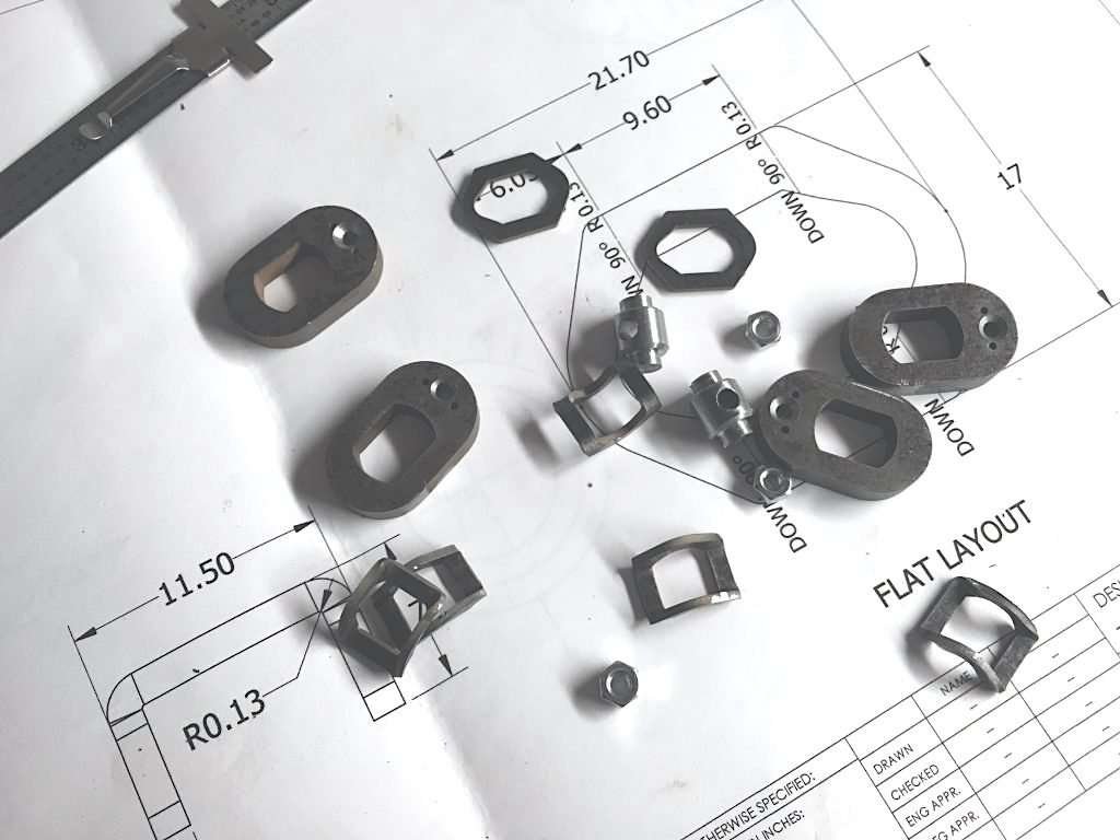 product prototype parts
